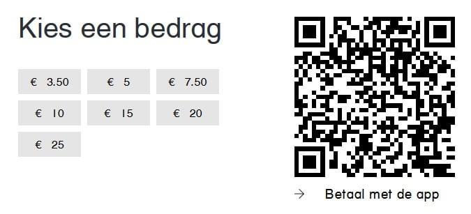 doneren bitcoin euro
