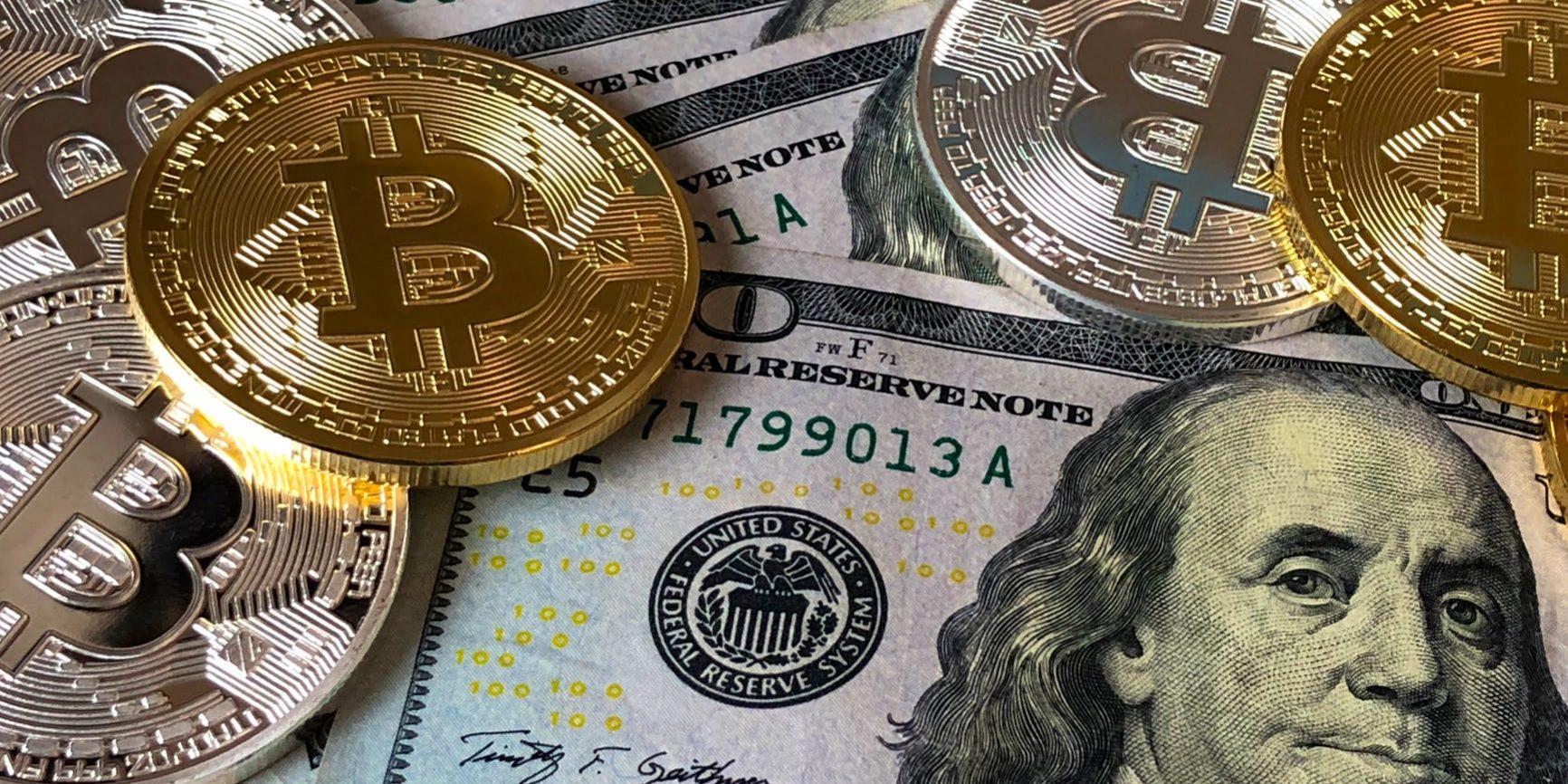 Bitcoin & de Aandelenmarkt