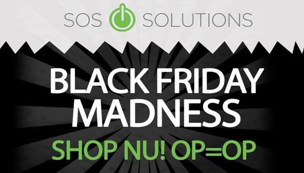 sos solutions black friday