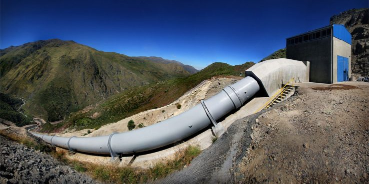waterkrachtcentrale